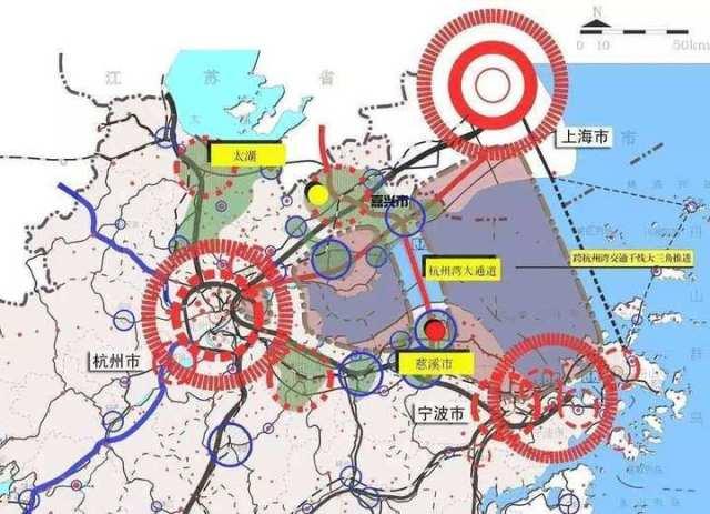 """浙江""""世界级大湾区""""交通项目估算总投资约-FZ1004179271.jpg"""